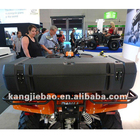 KJB-V01Roto mold ATV cargo box black colour