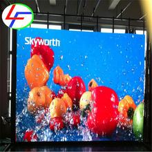 New design Weather forecast p16 outdoor display rental p3.9 full color led screen indoor video wall with great price