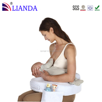 Mothers Breast Feeding Cushion & Baby Nursing Pillow