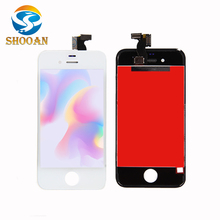 buy refurbished electronics wholesale china mobile phone for iphone 4s spare parts,display for iphone 4s