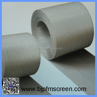 Dutch Weave Mesh Belt /cloth for Continuous Screen Changers