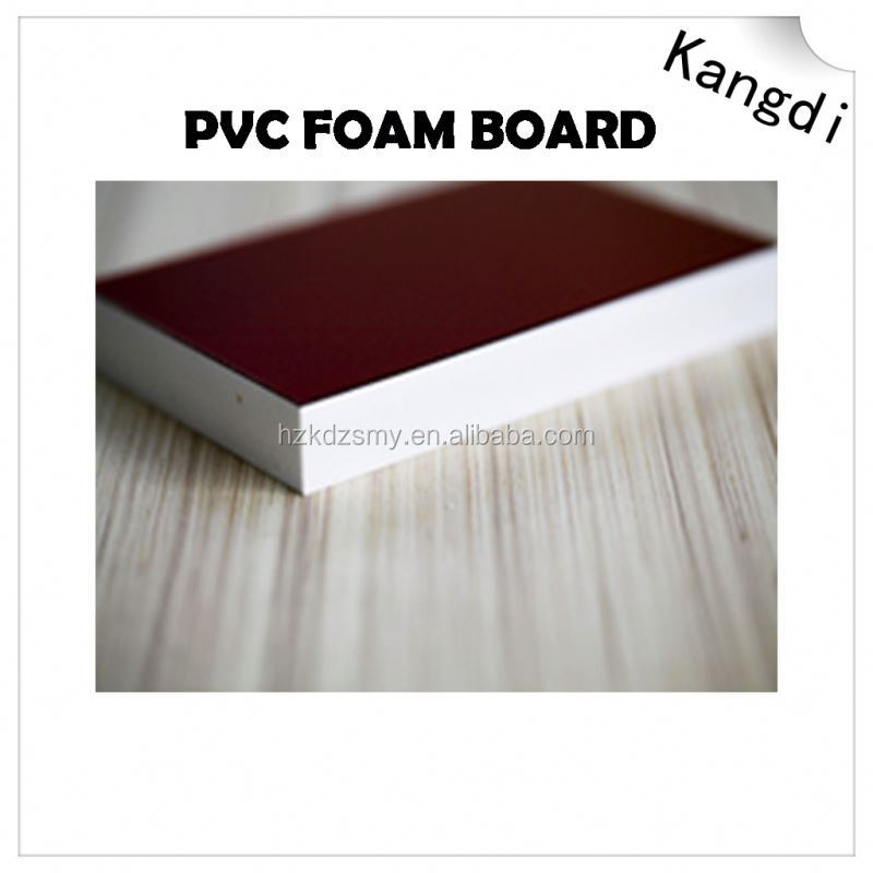 14mm Thickness PVC foam board vinyl siding external wall board