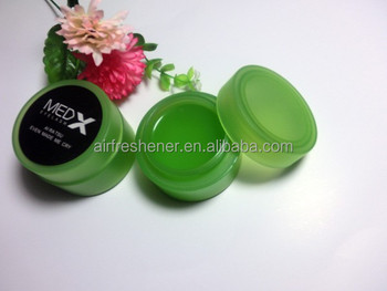 New room gel air freshener/scented gel air freshener/ aromatic gel