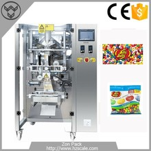Hot selling jelly cotton candy packing machine