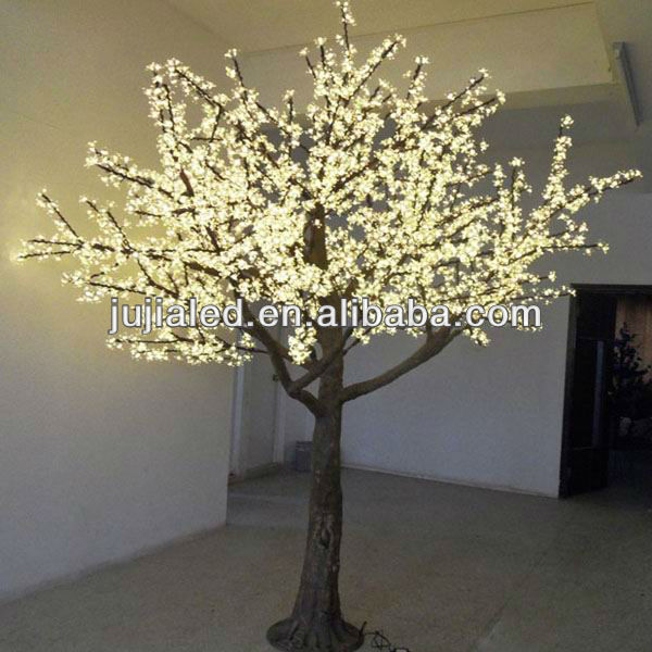 3m LED cherry tree light ,led weeping willow tree lighting