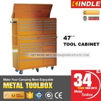 Kindle 17-Drawers,4 Casters Stable Steel Garage Tool Cabinet tool box drawer lock