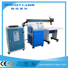 Chinese Best Quality Automatic Metal Letters Laser Welding Machine for Sale