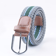 tp259 Boys Mix Color Stripe Belts Elastic