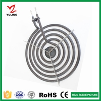 Universal electric range cooktop stove 6''/ 8'' surface burner heating element
