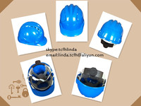 Colorful design customized cheap safety helmet