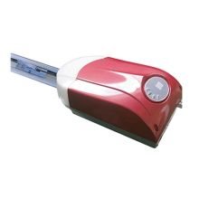 Garage door opener 24V DC battery operated electric roll up motor