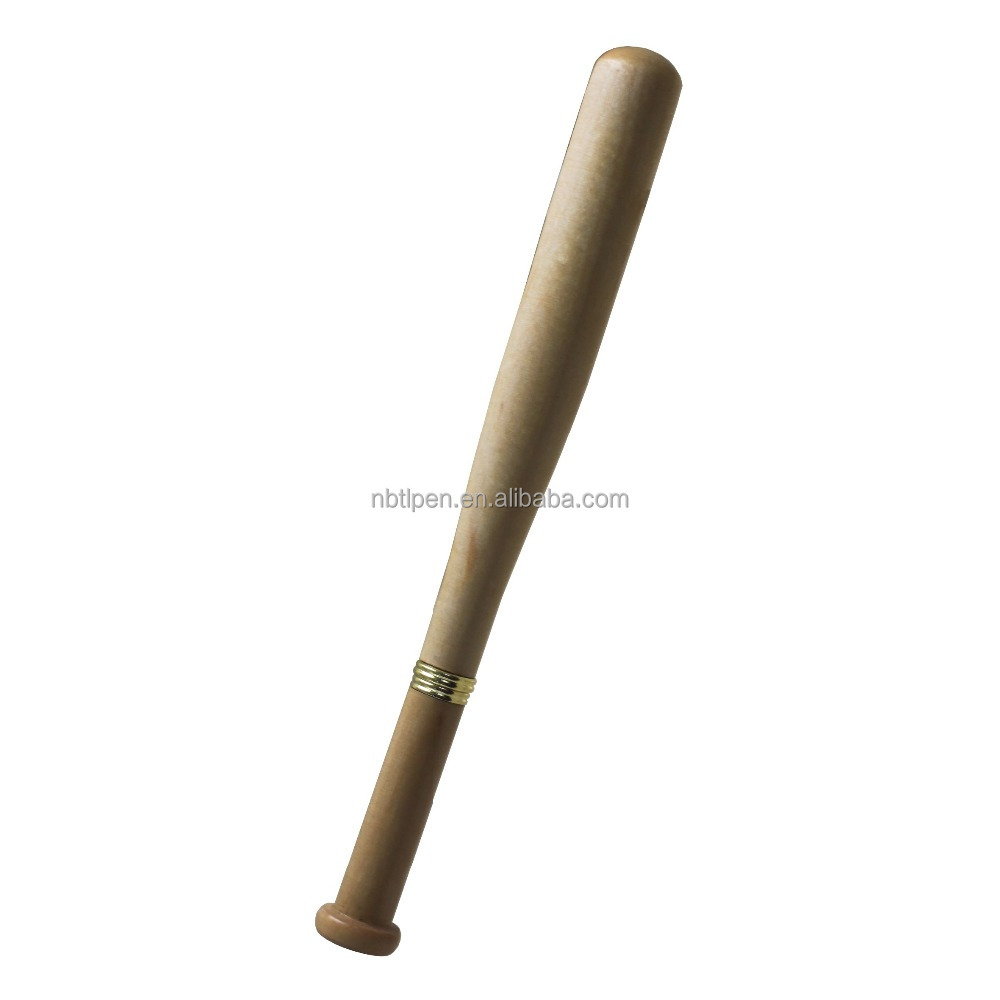 high quality Canadian maple baseball shape wood ball pen