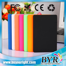 Manufactures Portable Lithium Polymer Power Bank 2000mah