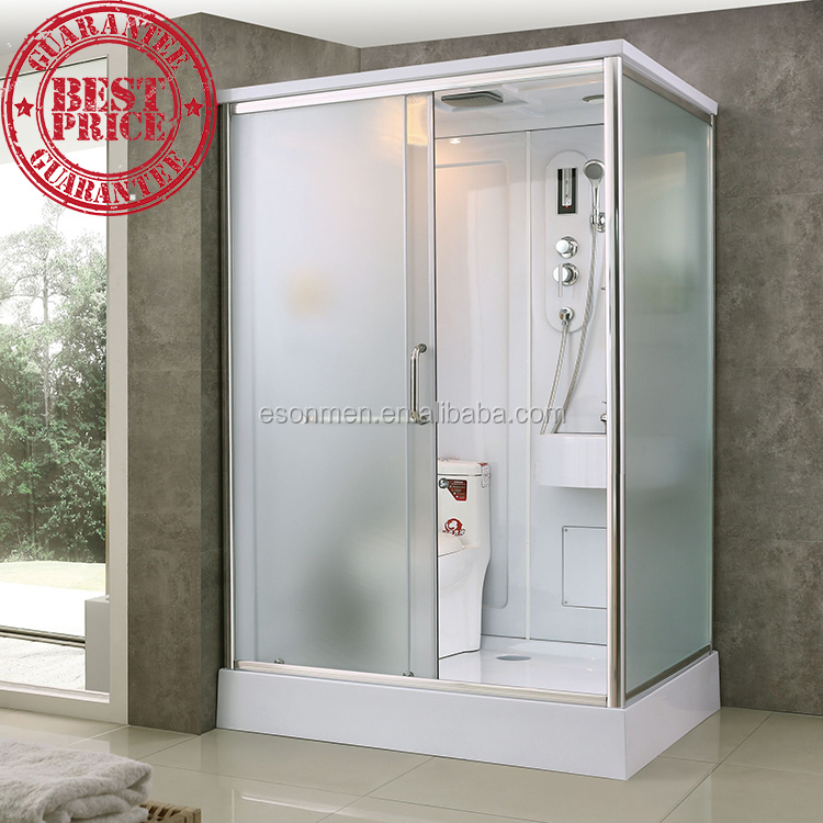 Hot Sale Prefab Modular Bathroom, With Toilet for House Prefab Bathroom
