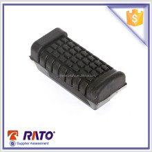 Excellent quality rubber motorcycle footpegs and footrest pedals for motorcycle