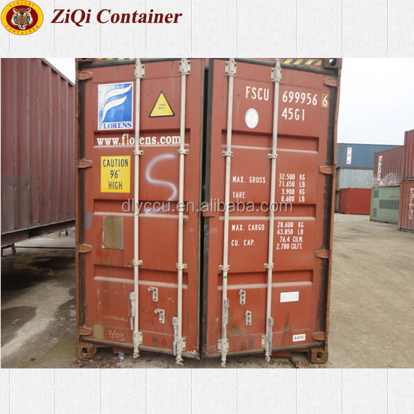 new and used 40 feet High cube container for sale