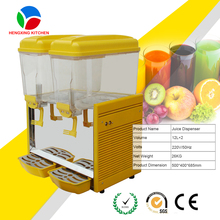 Factory Direct Sale Commercial Mixing Cooling Drink Dispenser of Juice/Price of Beverage Juice Dispenser