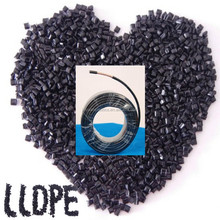 LLDPE as control cable sheath material