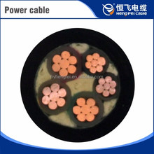 Jacketed Coiled European Style Table Lamps Power Cables