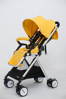 Belecoo A8 Silver Tube good baby pram/ stroller/light stroller/baby carrier wholesale with EN1888