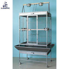 Bird Breeding And Display Stainless Steel Material Big Bird Cage