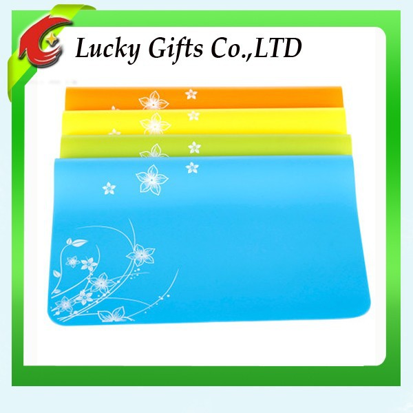 New Design Silicone Placemat Nice Silicon Table Mats for Kids