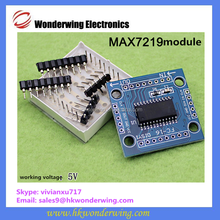 8x8LED dot matrix MAX7219 display module DIY Kit for Arduino
