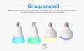 Smart Bulb 6W Wifi LED Bulb Lamp E27 Base Facotry Price LED Smart