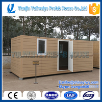 Mobile container house - foldable house