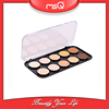 MSQ Factory Wholesale Waterproof Sunscreen 10color Concealer Makeup Plaette