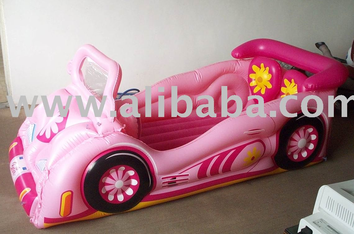 Inflatable bed for kids - Inflatable Car Bed Inflatable Kids Car Bed Inflatable Kids Furniture Inflatable Bed In Car Shape Buy Inflatable Car Bed Product On Alibaba Com