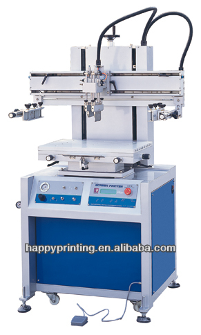TMA-4060 semi-automatic screen printing machine for flat surface printing