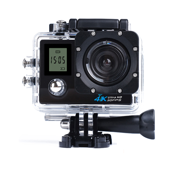 4K 30fps action camera HD 4K WiFi 1920 x 1080 full hd video <strong>2</strong>.0 LCD 170D lens Cam waterproof camera SJ4000 camera