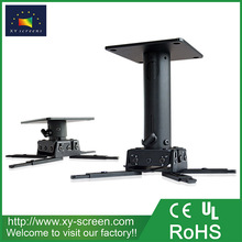 XYSCREEN Adjustable LCD DLP Projector Ceiling & Wall Mount Metal Bracket Holder Stand 33lbs