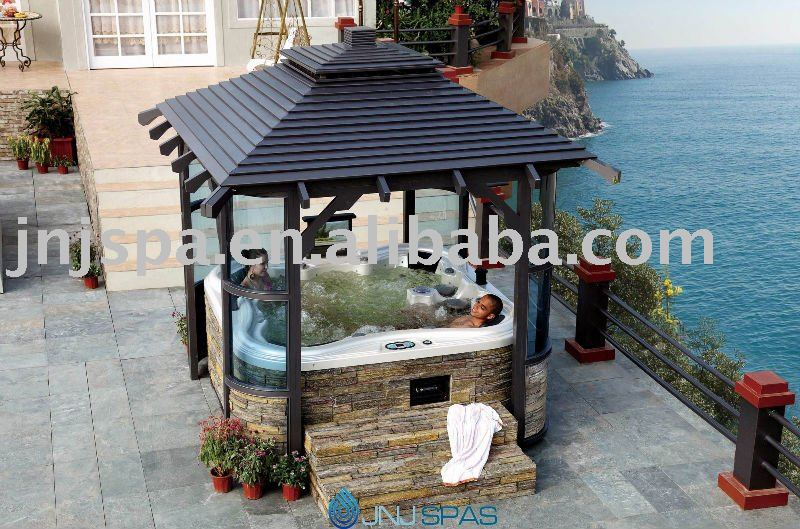 Gazebo Spa-563 Hot Tub from Chinese direct manufactuer
