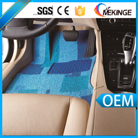 Eco-friendly pvc coil car mat,car trunk mat
