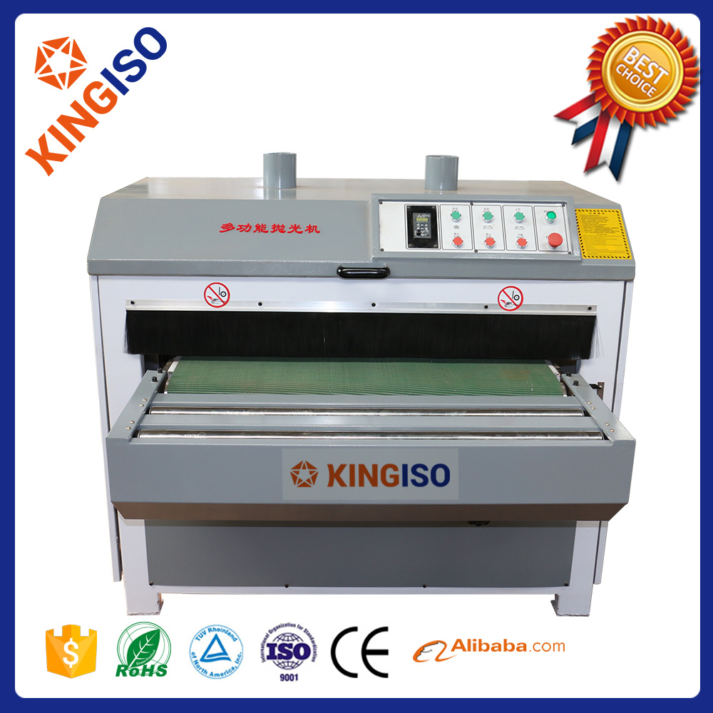 Wood polishing machine KI1000R-R Woodworking machine polishing for furniture