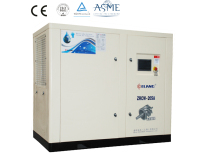 oil free direct drive screw compressor industrial air compressor