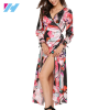 Latest Design High Quality Women Beautiful Casual Long African Dress
