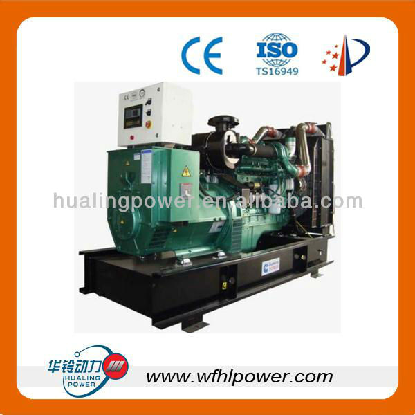 cummins 625kva genset open type and silent type with CE