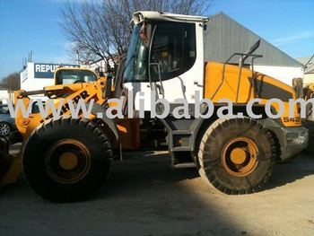 Wheel Loader 542 Liebherr