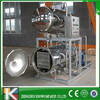 Double automatic rotary type food sterilization potThree Chambers Water Immersion Autoclave Sterilization Retorts Batch Retorts
