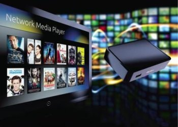 Media player HD (IP STB)