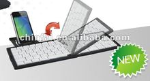 Folding keyboard for IPad accessaries
