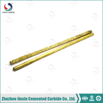 wear resistance YD welding rod made with tungsten carbide and copper