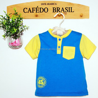 china wholesale New Fashion T Shirts O Neck Short Sleeve Boy Casual Cotton Men Shirt