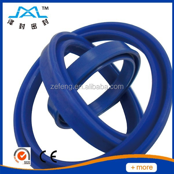 fast delivery hydraulic TPU/PU piston seal D-1 oil seal