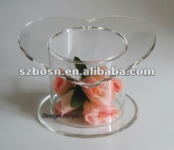 Acrylic Cake Stand & Lucite Food Display & Plexiglass Cupcake Holder
