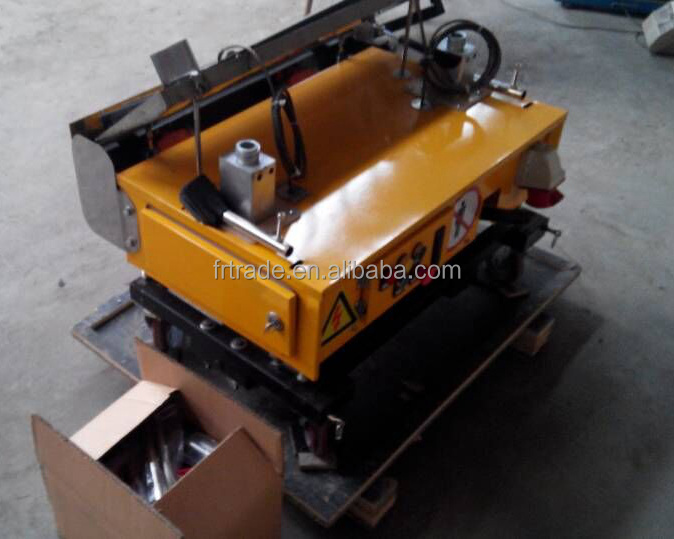 FR 369 Automatic Wall Plastering Machine in india