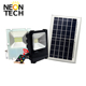 OEM auto lit solar flood light For Security